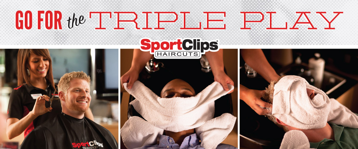 The Sport Clips Haircuts of San Diego - Pt Loma Triple Play